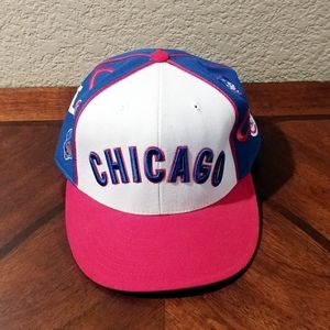 Chicago Cubs Cooperstown Edition Fitted Cap 7-3/8